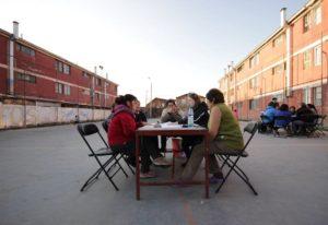 Proyecto Propio: mesas de trabajo