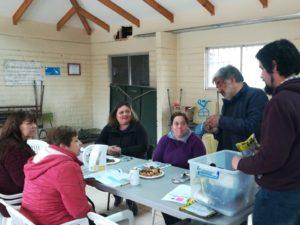 Talleres HUM: humedad y mantención de la cocina