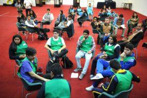 Juego de negocios: formación emprendedora para jóvenes