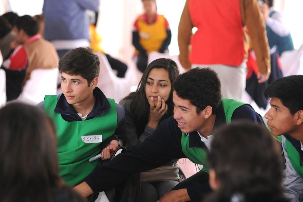 Nuestros debates para jóvenes