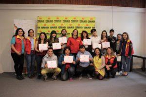 Premiación de No Hay Proyecto tuvo lugar en Peñalolén