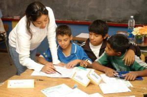 Nuestro trabajo de acompañamiento socioeducativo