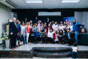 Ceremonia de emprendedores del Programa de Apoyo al Desarrollo Local tuvo lugar en Baquedano