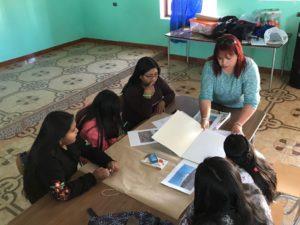 Los tres ejes del Programa Socioeducativo