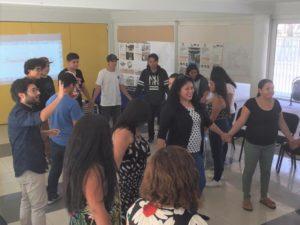 Encuentro familiar tuvo lugar en Baquedano y Sierra Gorda