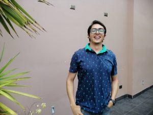 Diego Padilla: ''Nuestro objetivo es generar comunidad a través del emprendimiento''