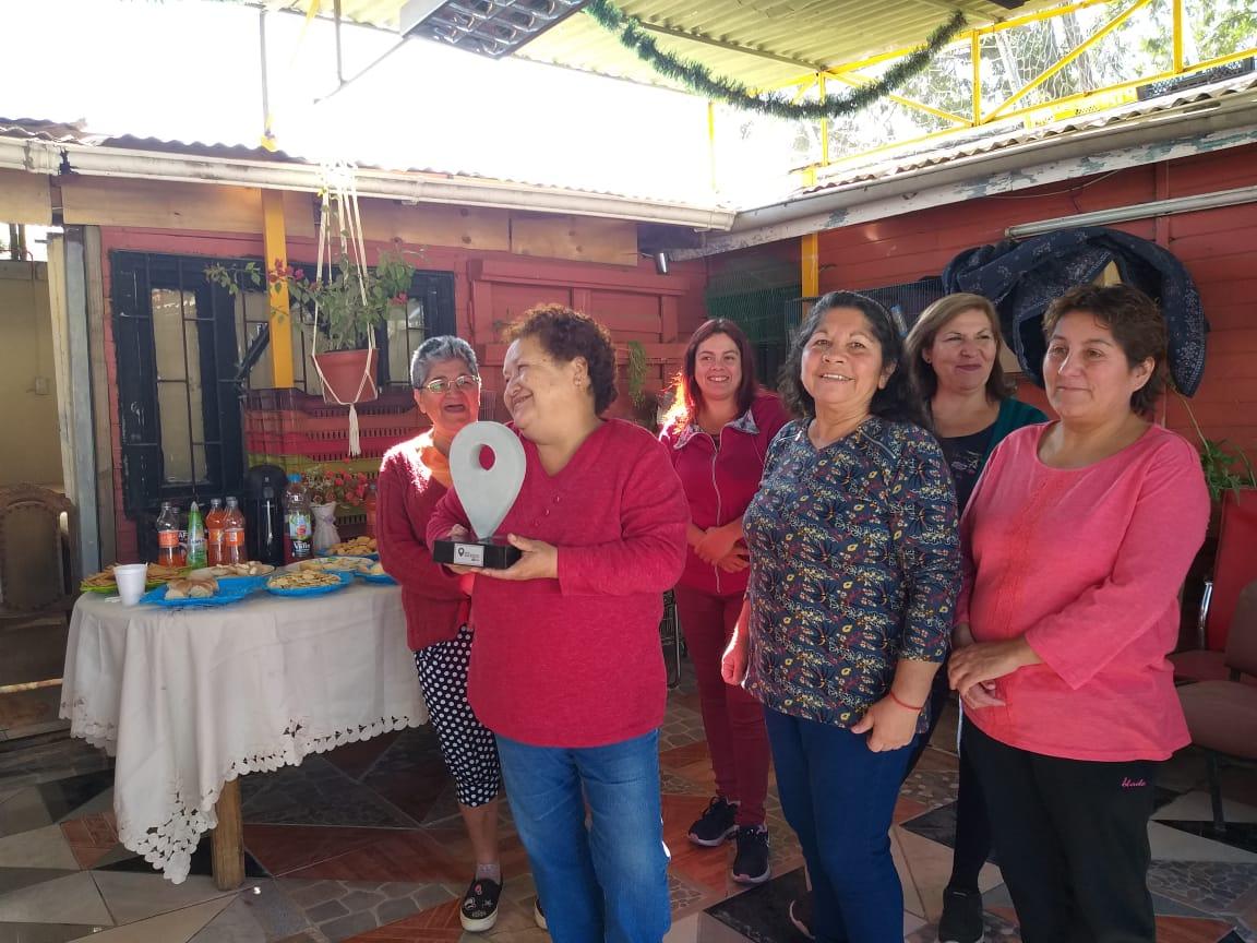 Inauguración del Programa Más Barrio Melón tuvo lugar en La Pintana